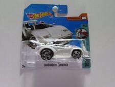 Lamborghini Countach Hot Wheels 1:64 Scale Diecast Car *SHORTCARD*
