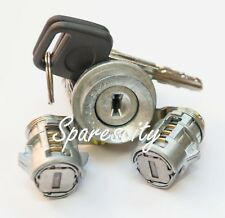 New Ignition Barrel & Door Lock For Toyota Hilux 97 to 2005 3 locks