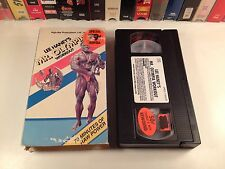 * Lee Haney's Mr. Olympia Workout Rare Exercise VHS 1988 Bodybuilding Fitness