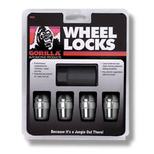 4 Pc GMC SIERRA 1500 HD GORILLA CUSTOM WHEEL LOCKS LUG LOCKS # 71641GM