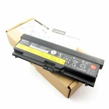 Lenovo ThinkPad T410i, Orig. Akku Battery 55++, LiIon, 10.8V, 7800mAh, schwarz