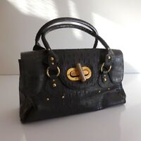 Sac à main femme cuir végétal vintage art déco design XX made in CHINA PN France