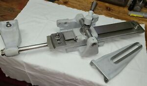 Taper attachment for South Bend lathe 10 inch