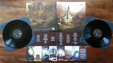 Sojourner - Empires of Ash 2-LP black vinyl ltd 200 NEW/ CALADAN BROOD SUMMONING