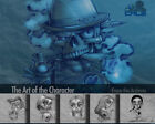 The Art of the Character 2 by Tattoo Artist Calo Flash Design Art Book 32-Pages