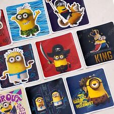 smilemakers Minions Assorted Sticker 10 sheets