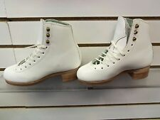 Sp-Teri #30 Pro Teri Girls sz 1 AA White Boot