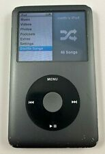 Apple iPod Classic 7th Generation Black - 160GB Fully Functional 90 DAY WARRANTY