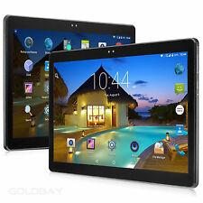 10.1'' Android 7.0 Tablet PC Quad Core Dual SIM 3G WIFI Unlocked 16GB Bluetooth
