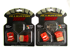 "ALLIGATOR Premium "" RINFRESCANTE "" Turbo ottici PASTIGLIE per magura mt2/MT4/"