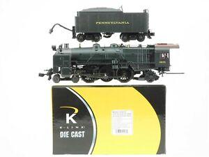 O Gauge 3-Rail K-Line K3380-3876CC PRR Pennsylvania 4-6-2 K4s Steam #3876 w/TMCC