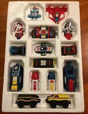 Original Matchbox Set 1982 Voltron Vehicles Team Vintage Item