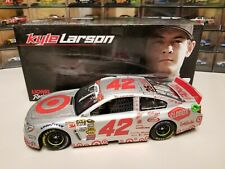 2014 KYLE LARSON TARGET SILVER ROOKIE GANASSI ACTION 1/24 ONLY 889 MADE