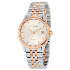 Raymond Weil Freelancer Automatic Silver Dial Two-tone Mens Watch 2740-SP5-65011