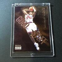 VINCE CARTER 1999 SKYBOX PREMIUM #2 GOOD STUFF FOIL INSERT CARD RAPTORS NBA
