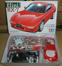 24110 Mazda Efini RX7 Tamiya 1:24 model kit