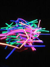 Luftballons Schwarzlicht leuchtende Neon bunt Goa Party Ballon farbige Neonparty