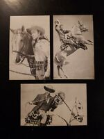 Details about  /ROY ROGERS KING Of The COWBOYS Limited Edition COMIC COVER CARD SET Series 1 /& 2