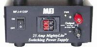 MFJ-4125P Switching power supply 13.8V 25A, Powerpoles