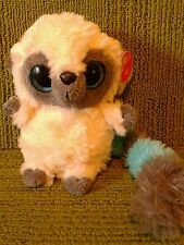 "YOOHOO & FRIENDS - 5"" MUSICAL BUSH BABY - PLUSH SOFT TOY - AURORA  -  WITH TAGS"