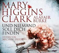 Hörbuch Und niemand soll dich finden von Mary Higgins Clark  (2017) 6CD