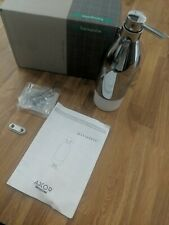 NEW! Hansgrohe Axor Starck 40819000 Soap Dispenser Chrome