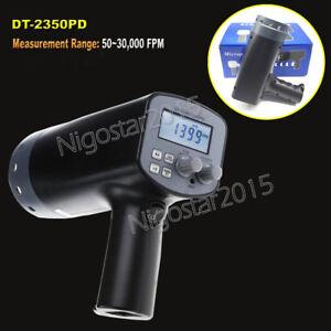 LANDTEK DT-2350PD Stroboscope Strobe Flash Meter Strobe Apparatus 50 ~ 30,000FPM
