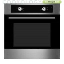 Cookology COS600SS Built-in/under Electric Single Static Oven in Stainless Steel