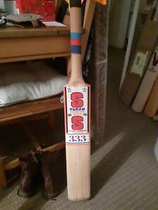 SS Stuart Surridge Turbo Grand Prix 333 Mens Retro Cricket Bat  SH
