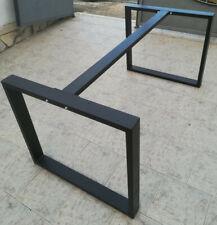 Componenti e accessori in ferro nero per tavoli | eBay