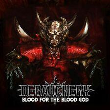 DEBAUCHERY - Blood For The Blood God - Digipak-3CD - 4028466910813
