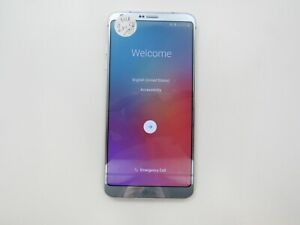 Google Locked LG G6 LS993 Unknown Carrier Check IMEI GLD 6-162