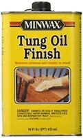 Minwax 47500000 Tung Oil Finish, pint