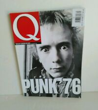 "Q Magazine ""Punk '76"" Issue March, 2006"