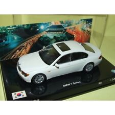 BMW SERIES 7 E65 Blanc Flavours of Asia MINICHAMPS 1:43