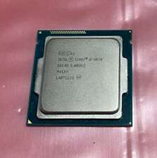 Intel Core i5-4670 3.40GHz Quad-Core Processor - LGA1150 - SR14D - Tested