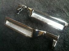 81-96 FORD F100 PARTS CHROME DOOR INTERIOR HANDLE LEFT + RIGHT NEW