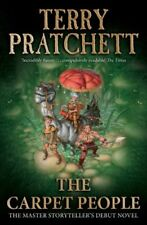 The Carpet People,Terry Pratchett- 9780552551052