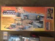 Matchbox Super Chargers Monster Truck Competition Arena Play-set