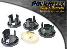 Powerflex BLACK Poly Bush For Subaru Impreza WRX/STi 2011- Rear Sub Frame Rr Ins
