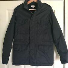 J.Crew Wallace & Barnes M-65 jacket Men's Size XS Black B2472 $368 NWOT