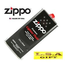 Genuine Zippo 12.oz Fuel Fluid for All Zippo Lightesr 12FC-Z