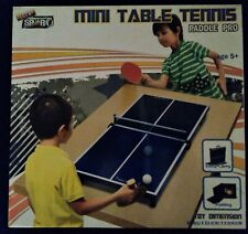 New listing Let's Sport Paddle Pro Mini Table Tennis Set - Brand New - Unopened - Folding 🏓