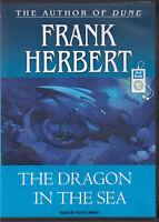 Frank Herbert The Dragon In The Sea MP3 CD Audio Book Unabridged FASTPOST