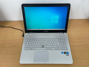 """ASUS N551JX 15.6"""" LAPTOP, 16 GB RAM, 480 GB SSD, INTEL CORE i5, WINDOWS 10"""