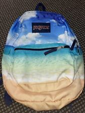 jansport high stakes backpack beach