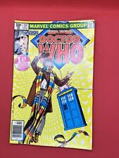 Marvel Premiere #57 1st US Doctor Who Comic App very nice 1980