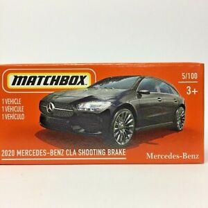 NEW Matchbox Power Grab 2020 Mercedes Benz CLA Shooting Brake 2021 No 5 GXN33