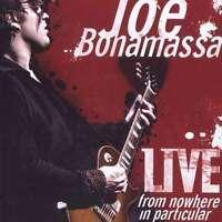 Live From Nowhere In Particular [2 CD] - Joe Bonamassa MASCOT (IT)