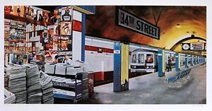 "KEN KEELEY ""34TH STREET"" 1995  